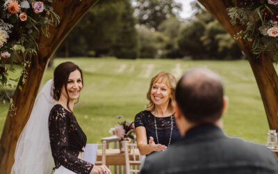 How to have a celebrant-led wedding